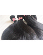 Tissages, extensions Raw Hair (cheveux vierges)